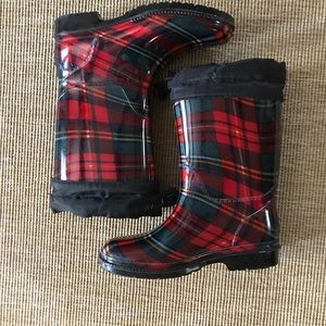 Other - Insulated rain boots